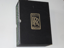 The Magic of a Name : Rolls Royce (3 Volume set)